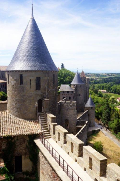 Carcassonne -- Medieval City