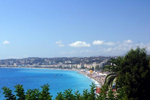 The Cote d'Azur
