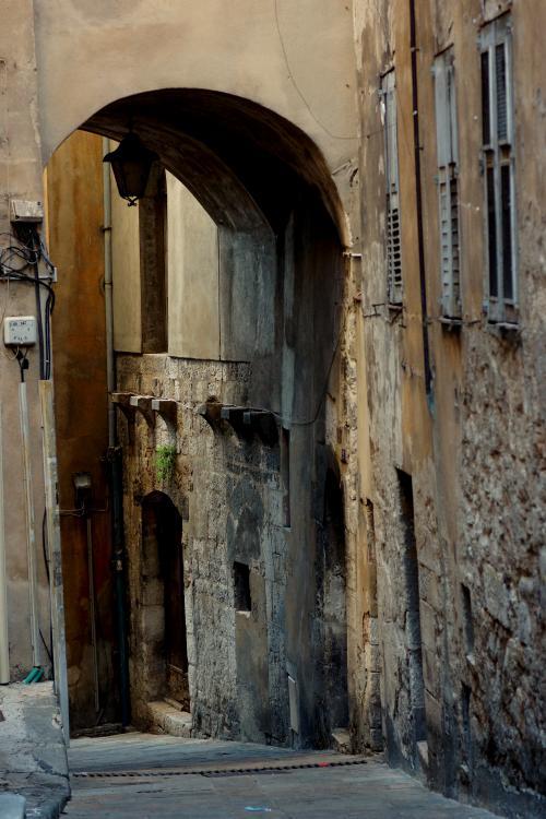 Passageway, Grasse, France