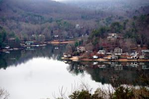 Lake Lure, North Carolina, USA