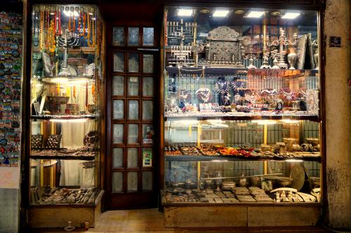 Shop front, Grand Bazaar, Istanbhul